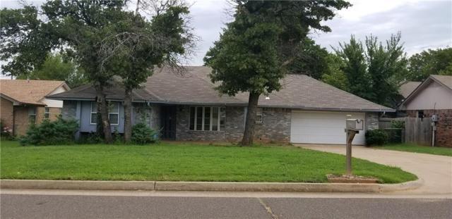 2900 Del Casa Circle, Midwest City, OK 73110 (MLS #805422) :: Wyatt Poindexter Group