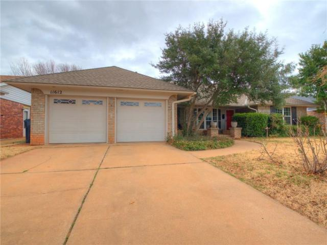 11612 N Miller Avenue, Oklahoma City, OK 73120 (MLS #805427) :: Wyatt Poindexter Group