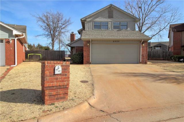 2525 Lynn Lane, Oklahoma City, OK 73120 (MLS #805437) :: Wyatt Poindexter Group