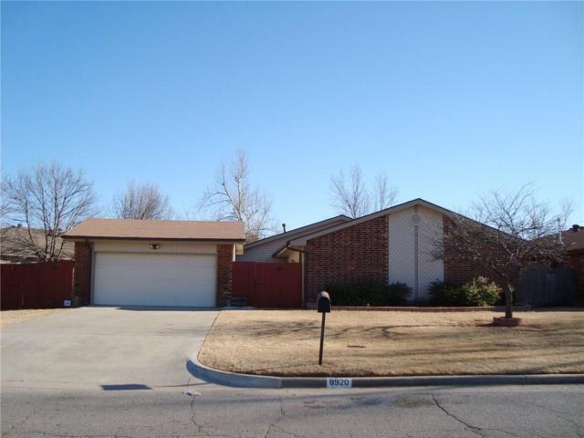 8920 N Mckee Boulevard, Oklahoma City, OK 73132 (MLS #805445) :: Wyatt Poindexter Group