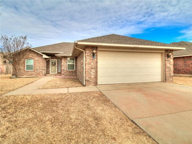5301 SE 78th Street, Oklahoma City, OK 73135 (MLS #805446) :: Wyatt Poindexter Group
