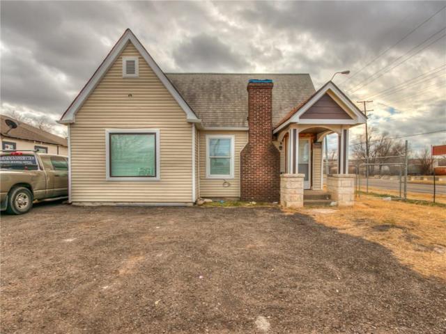 1840 SW 15th Street, Oklahoma City, OK 73108 (MLS #805447) :: Wyatt Poindexter Group