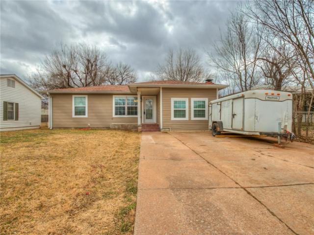 3844 SW 39th Street, Oklahoma City, OK 73119 (MLS #805449) :: Wyatt Poindexter Group