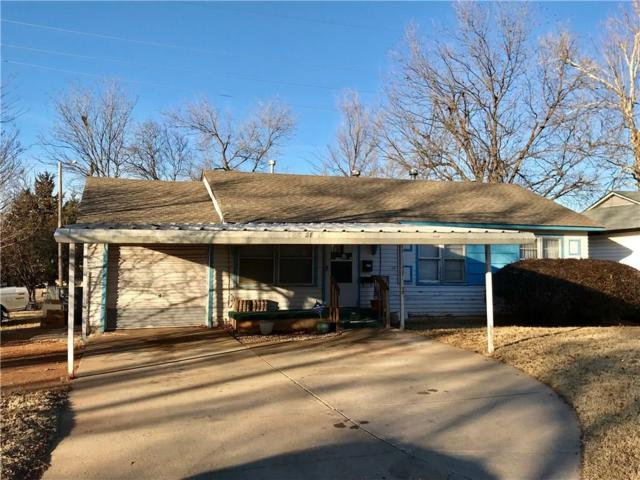 329 SE 52nd, Oklahoma City, OK 73129 (MLS #805457) :: Wyatt Poindexter Group