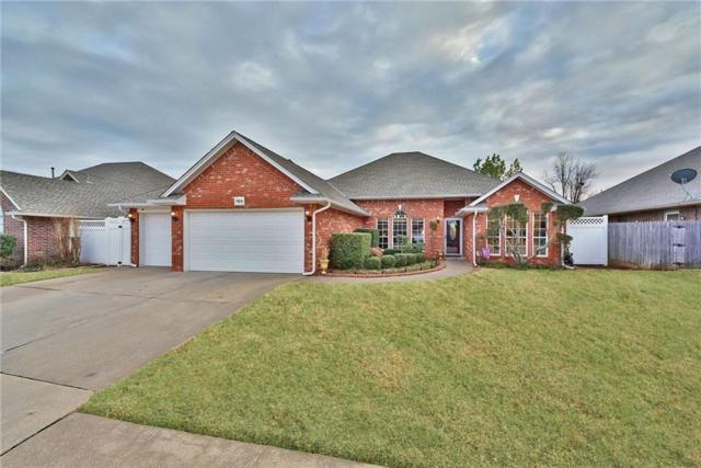 7404 NW 113th Terrace, Oklahoma City, OK 73162 (MLS #805467) :: Wyatt Poindexter Group