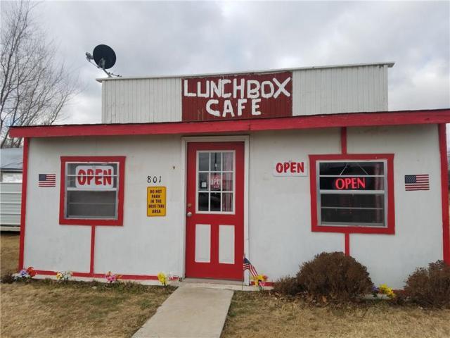 801 S Main Street, Roosevelt, OK 73564 (MLS #805471) :: Wyatt Poindexter Group