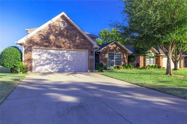 4737 Hemlock Circle, Oklahoma City, OK 73162 (MLS #805489) :: Wyatt Poindexter Group