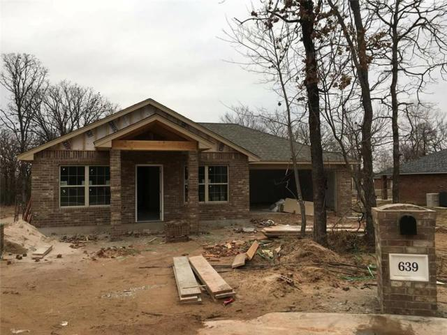 639 Franklin, Jones, OK 73049 (MLS #805498) :: Wyatt Poindexter Group