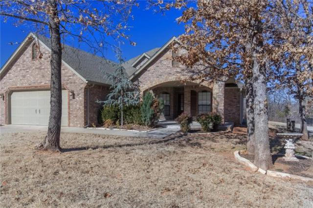 3989 Rock Dove Landing, Edmond, OK 73034 (MLS #805504) :: Wyatt Poindexter Group