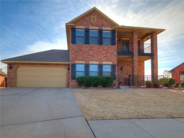 16000 Promontory Road, Edmond, OK 73013 (MLS #805508) :: Wyatt Poindexter Group
