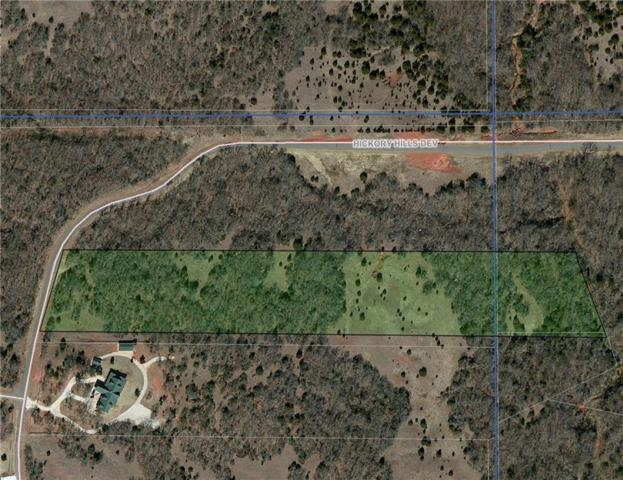 13750 Hickory Hills Road, Arcadia, OK 73044 (MLS #805518) :: Meraki Real Estate