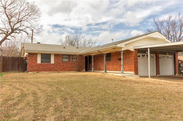 3001 Lazy Lane, Del City, OK 73115 (MLS #805549) :: Wyatt Poindexter Group