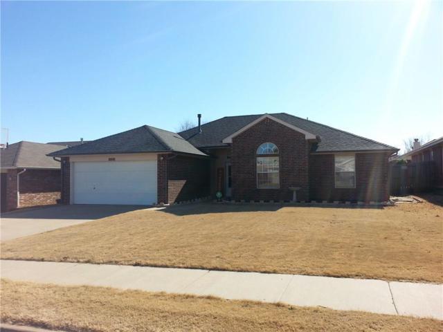 8808 NW 85th Place, Oklahoma City, OK 73132 (MLS #805569) :: Wyatt Poindexter Group