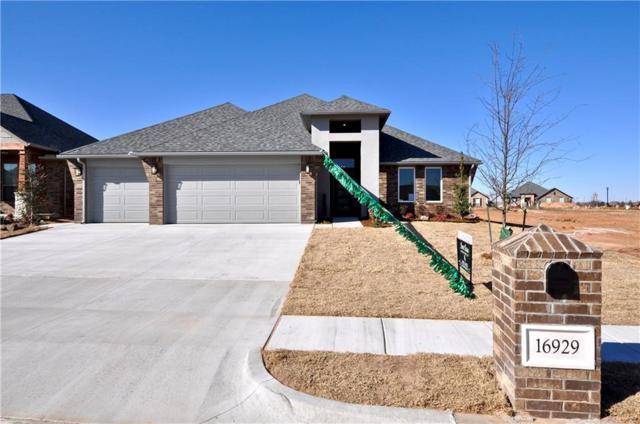 16929 Madrid Circle, Oklahoma City, OK 73170 (MLS #805575) :: Wyatt Poindexter Group