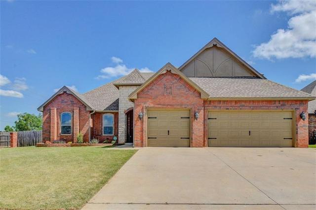 1201 Monterey Drive, Norman, OK 73072 (MLS #805585) :: Wyatt Poindexter Group