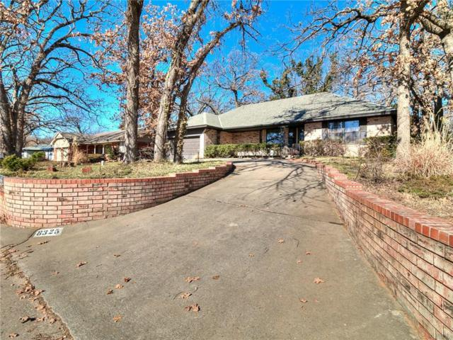 8325 NW 25th Street, Bethany, OK 73008 (MLS #805608) :: Wyatt Poindexter Group