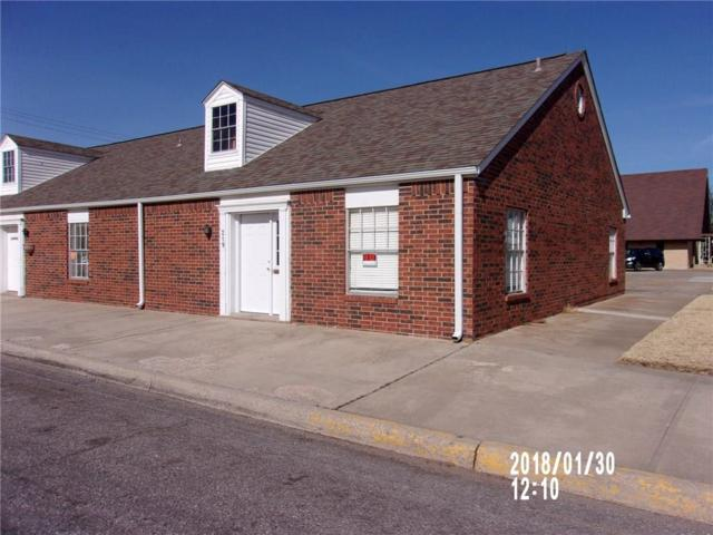 219 E Russell, El Reno, OK 73036 (MLS #805624) :: Barry Hurley Real Estate