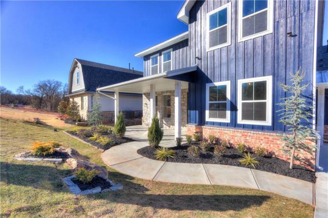 1401 Sadie Creek, Edmond, OK 73034 (MLS #805647) :: Wyatt Poindexter Group