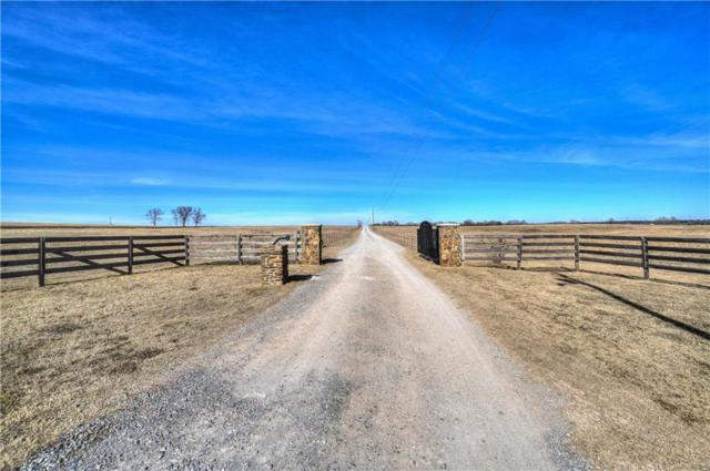 12915 Stone River Road, Shawnee, OK 74804 (MLS #805695) :: KING Real Estate Group
