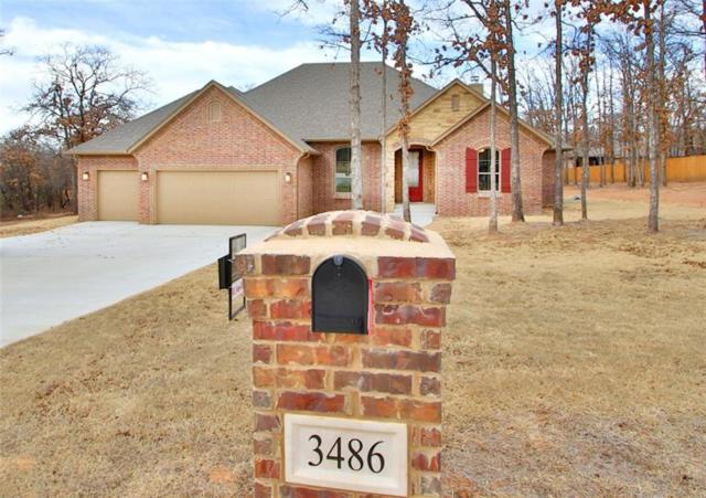 3486 Antler Valley, Guthrie, OK 73044 (MLS #805712) :: Wyatt Poindexter Group