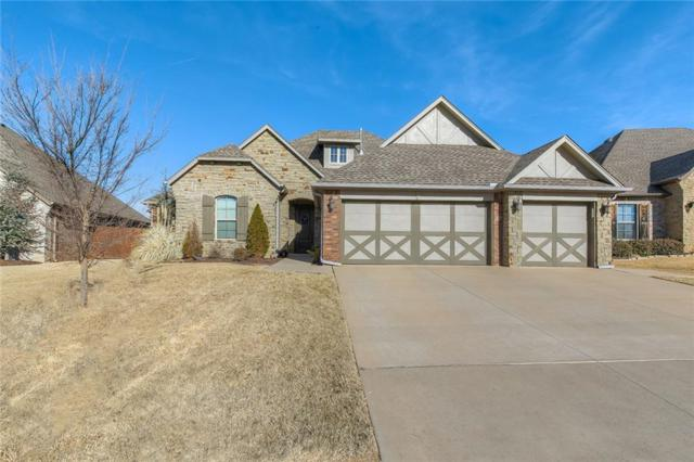 16013 Angie Kaye Lane, Edmond, OK 73013 (MLS #805720) :: Homestead & Co