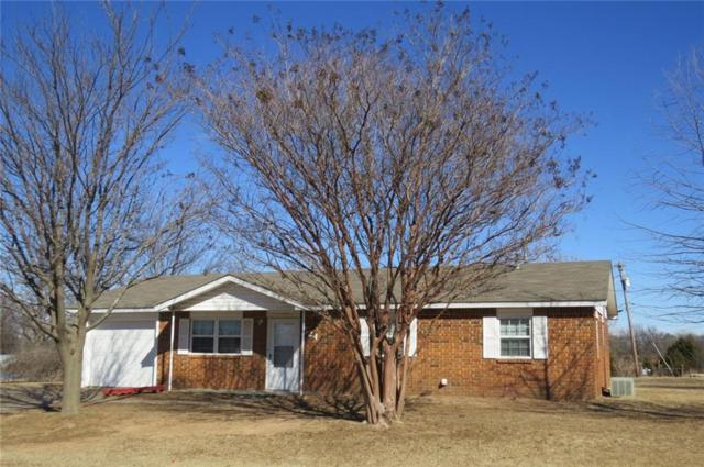 524 Donna Lane, Prague, OK 74864 (MLS #805735) :: Wyatt Poindexter Group