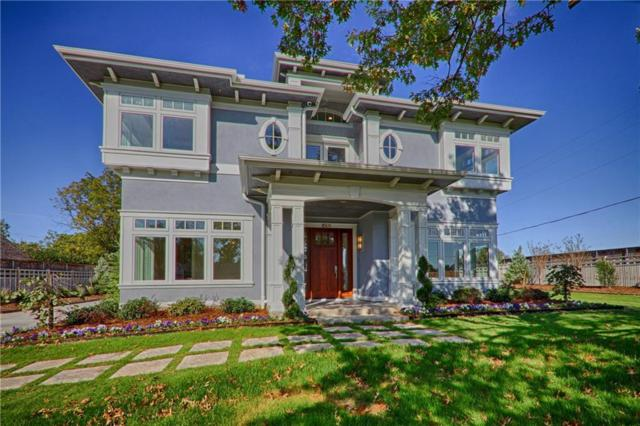 1601 Glenbrook Terrace, Nichols Hills, OK 73116 (MLS #805751) :: Erhardt Group at Keller Williams Mulinix OKC