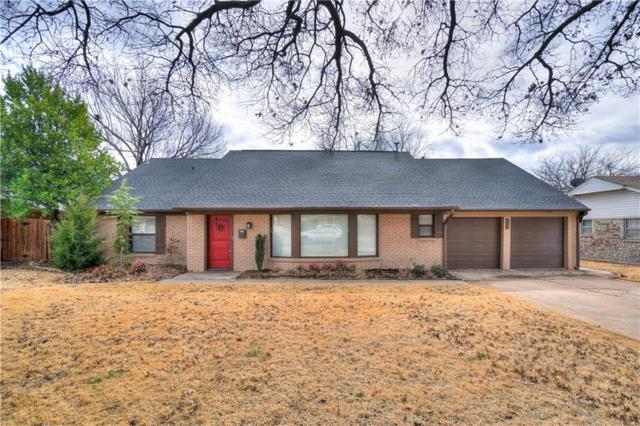 1900 NW 56th Terrace, Oklahoma City, OK 73118 (MLS #805755) :: Wyatt Poindexter Group
