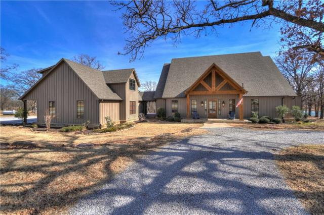 12589 Big Sky Drive, Shawnee, OK 74804 (MLS #805768) :: Erhardt Group at Keller Williams Mulinix OKC