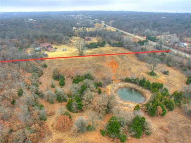 8500 N Luther Rd., Tract A, Harrah, OK 73045 (MLS #805787) :: KING Real Estate Group