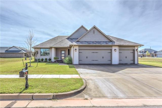 3924 NW 167th Terrace, Edmond, OK 73012 (MLS #805822) :: Wyatt Poindexter Group