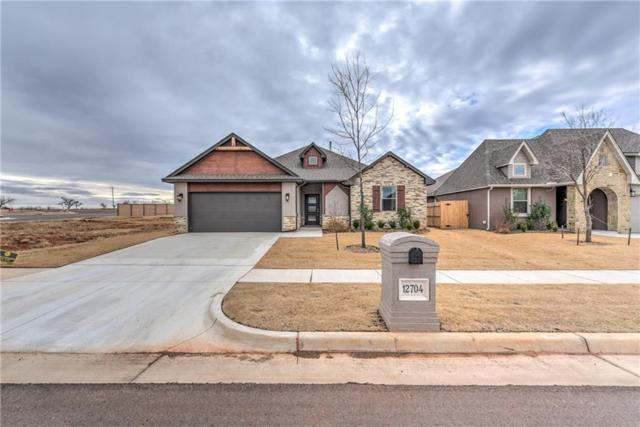 12704 NW 137th Street, Piedmont, OK 73078 (MLS #805828) :: Wyatt Poindexter Group