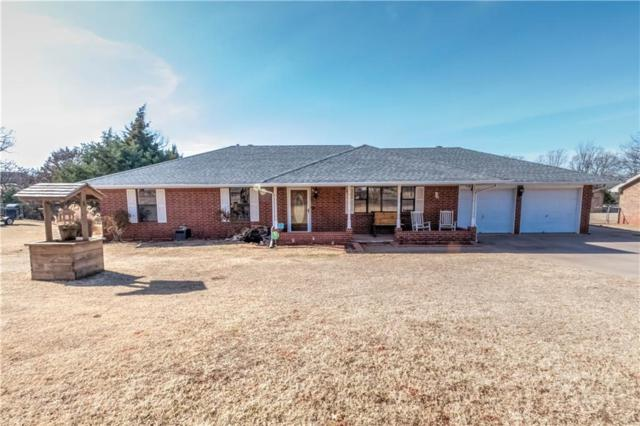 113 Key Drive, Wellston, OK 74881 (MLS #805832) :: Wyatt Poindexter Group