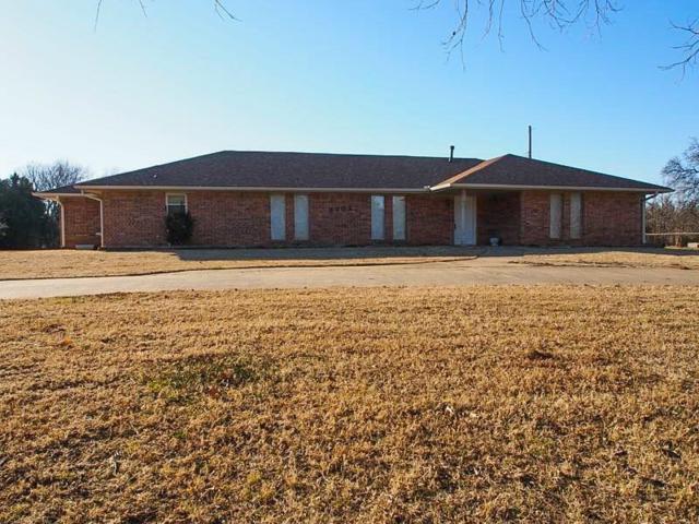 3702 N Union, Shawnee, OK 74804 (MLS #805833) :: Wyatt Poindexter Group