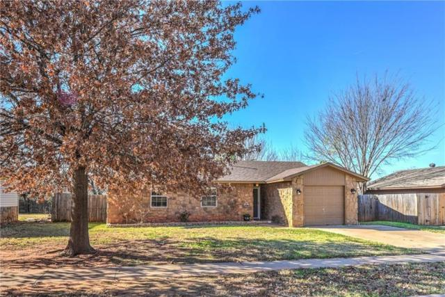 1900 Twin Tree Drive, Norman, OK 73071 (MLS #805846) :: Wyatt Poindexter Group
