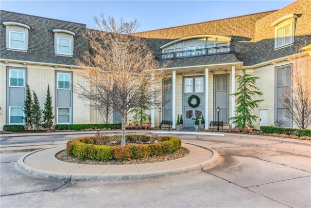 1114 Sherwood Lane C2, Nichols Hills, OK 73116 (MLS #805865) :: Homestead & Co