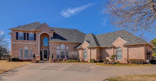 2709 SW 122nd Court, Oklahoma City, OK 73170 (MLS #805877) :: Wyatt Poindexter Group