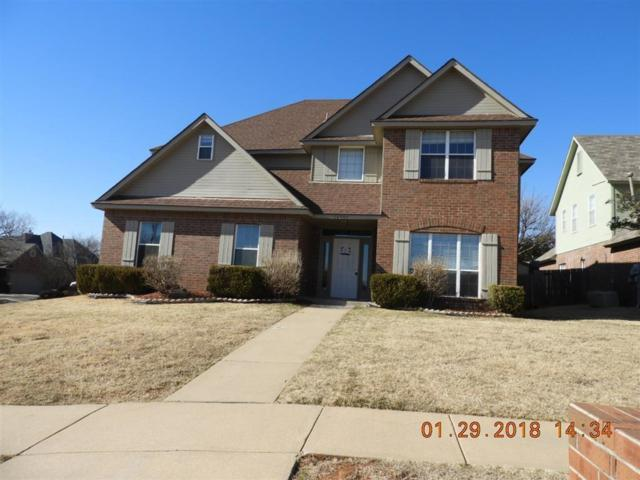 13301 Northview, Oklahoma City, OK 73142 (MLS #805881) :: Wyatt Poindexter Group