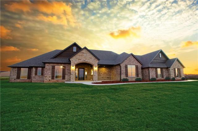 730 10 Whispering Lakes Dr Court #4055204906, Tuttle, OK 73089 (MLS #805889) :: Barry Hurley Real Estate