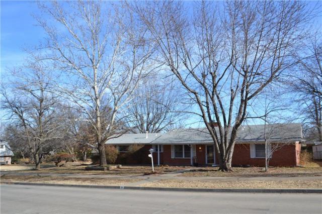23 Sequoyah Boulevard, Shawnee, OK 74801 (MLS #805891) :: Wyatt Poindexter Group