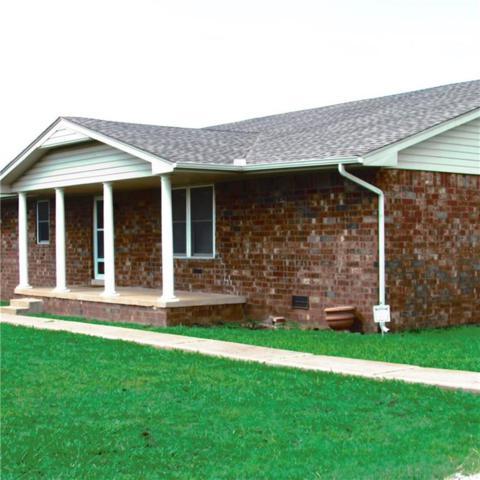 4211 SE 112th Street, Moore, OK 73160 (MLS #805895) :: Erhardt Group at Keller Williams Mulinix OKC