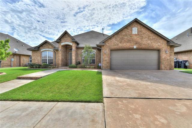 11308 Millbrook Lane, Oklahoma City, OK 73162 (MLS #805917) :: Homestead & Co