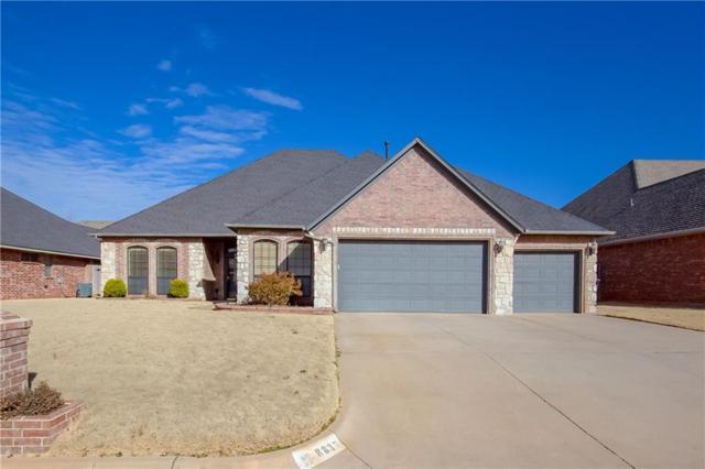 8837 NW 121st Street, Oklahoma City, OK 73162 (MLS #805942) :: Wyatt Poindexter Group