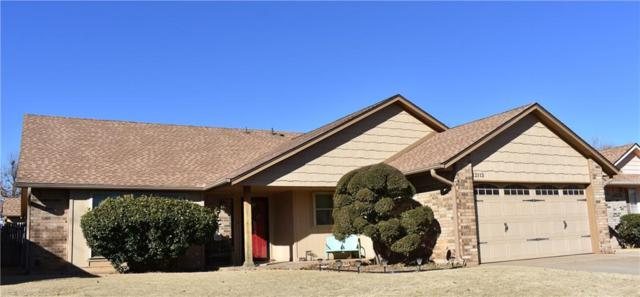 12113 Blue Moon Avenue, Oklahoma City, OK 73162 (MLS #805955) :: Wyatt Poindexter Group