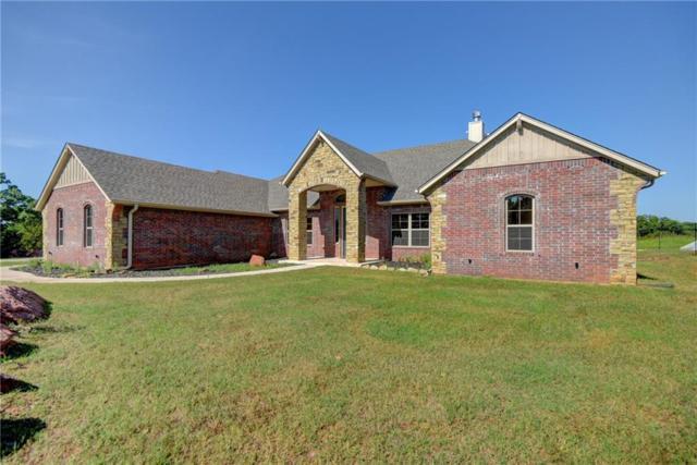 22523 Territory Ridge, Luther, OK 73054 (MLS #805958) :: Wyatt Poindexter Group