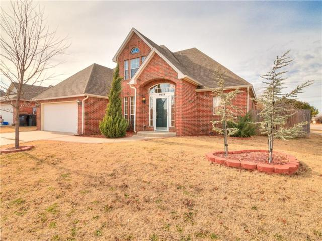 4629 Doe Run Drive, Yukon, OK 73099 (MLS #805965) :: Wyatt Poindexter Group