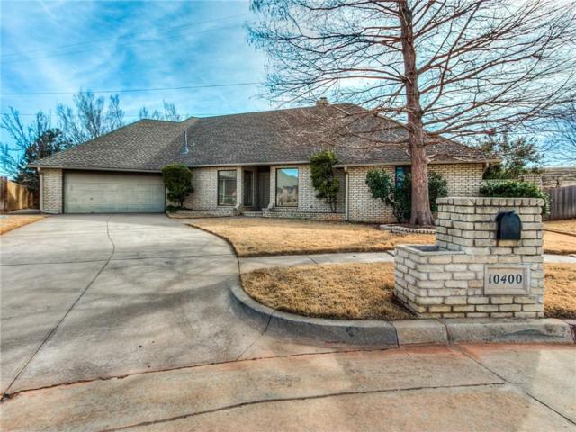 10400 York Way, Oklahoma City, OK 73162 (MLS #805989) :: Wyatt Poindexter Group
