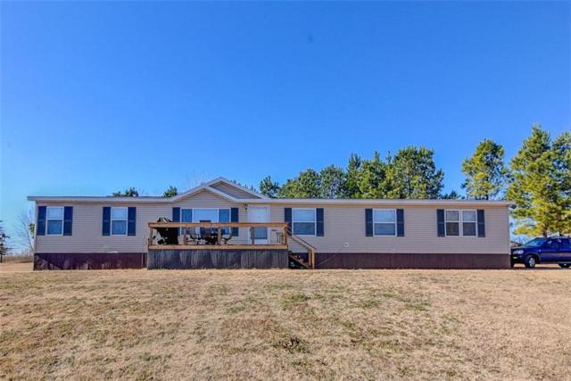 506 W Chickasaw, Washington, OK 73093 (MLS #805997) :: Erhardt Group at Keller Williams Mulinix OKC