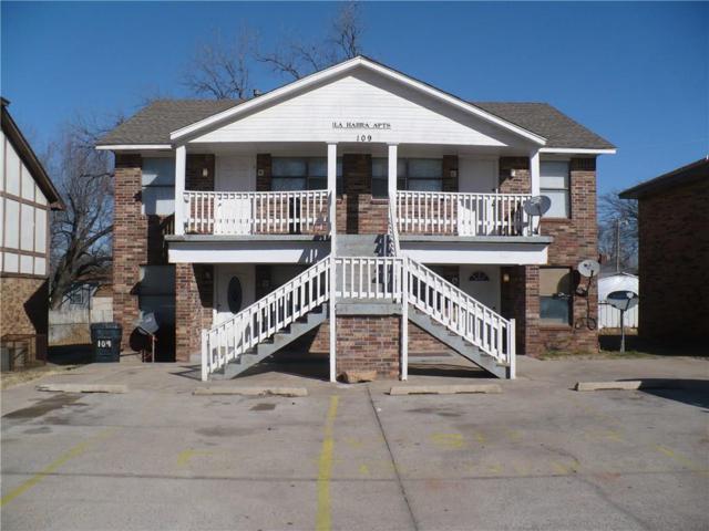 109 SE 42nd, Oklahoma City, OK 73129 (MLS #806012) :: Wyatt Poindexter Group