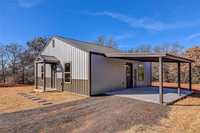 17045 Hidden Lane, Blanchard, OK 73010 (MLS #806032) :: Wyatt Poindexter Group